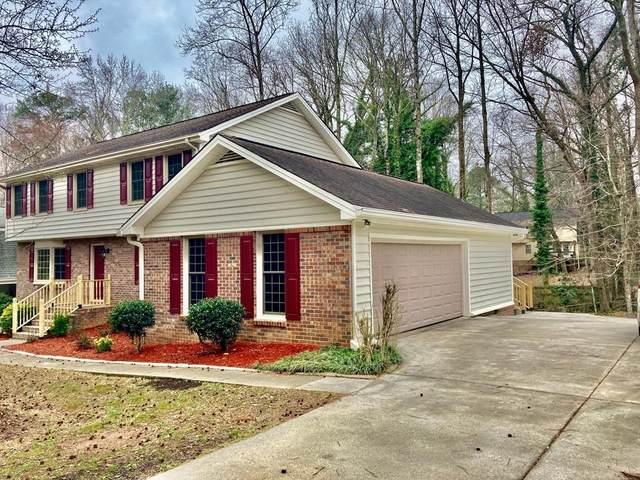 2343 Prince Howard Way, Marietta, GA 30062 (MLS #6849612) :: Kennesaw Life Real Estate