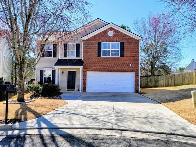 606 Red Oak Court, Canton, GA 30114 (MLS #6849635) :: North Atlanta Home Team