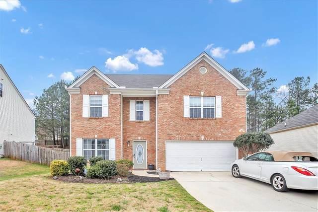 5501 Rock Lake Drive, Atlanta, GA 30349 (MLS #6849642) :: North Atlanta Home Team