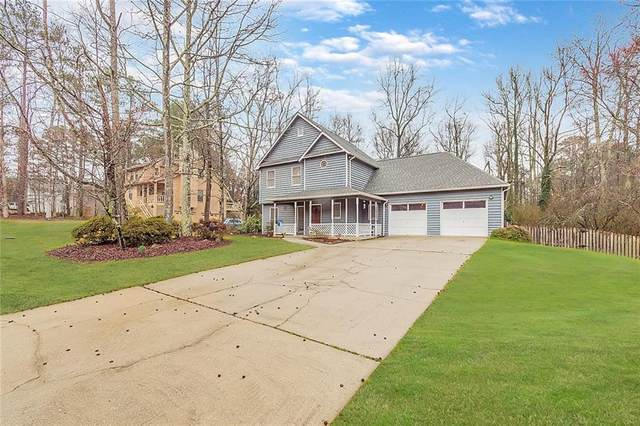 3021 Favor Pines Court SW, Marietta, GA 30060 (MLS #6849653) :: Dillard and Company Realty Group