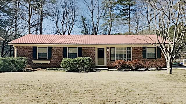 1510 Edinburgh Drive, Tucker, GA 30084 (MLS #6849657) :: North Atlanta Home Team