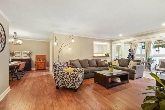 346 Carpenter Drive #45, Sandy Springs, GA 30328 (MLS #6849671) :: RE/MAX Prestige