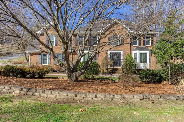 742 Maggie Court NW, Kennesaw, GA 30144 (MLS #6849678) :: Path & Post Real Estate