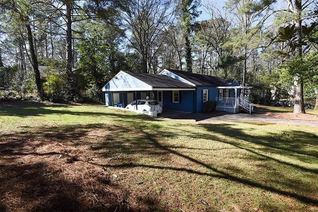 810 Gaylemont Circle, Decatur, GA 30033 (MLS #6849706) :: The Butler/Swayne Team