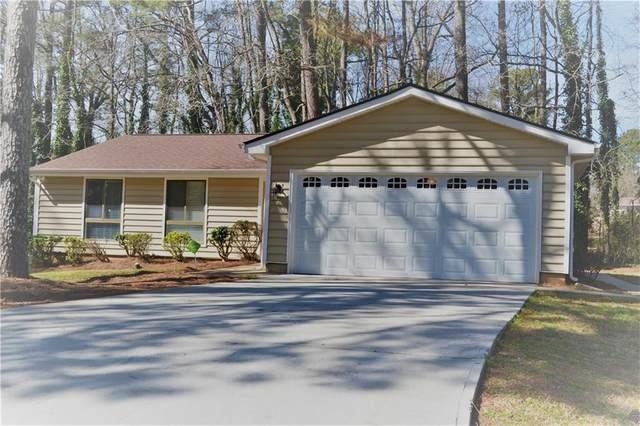 5112 Stone Trace, Stone Mountain, GA 30083 (MLS #6849725) :: North Atlanta Home Team