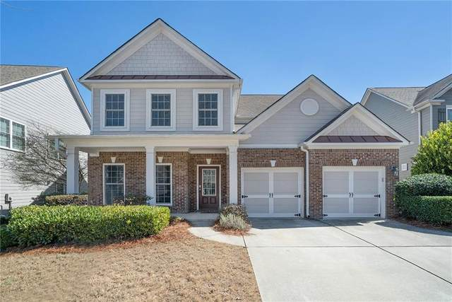 7631 Triton Court, Flowery Branch, GA 30542 (MLS #6849727) :: The Realty Queen & Team