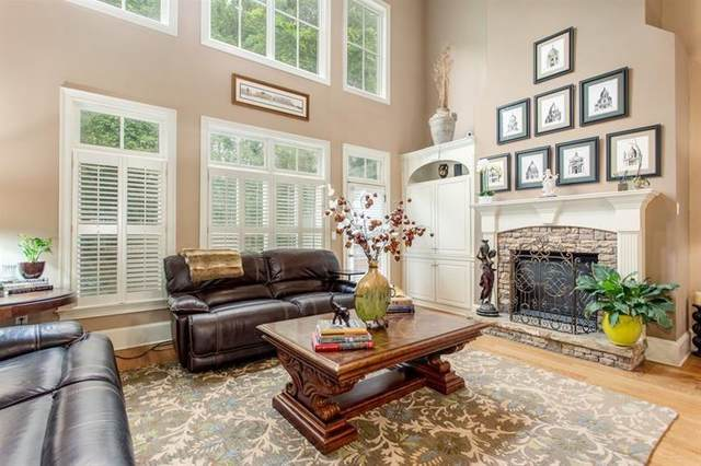 3056 Stone Gate Drive NE, Atlanta, GA 30324 (MLS #6849737) :: The Cowan Connection Team