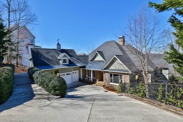 3151 Winding Lake Drive, Gainesville, GA 30504 (MLS #6849807) :: Dillard and Company Realty Group