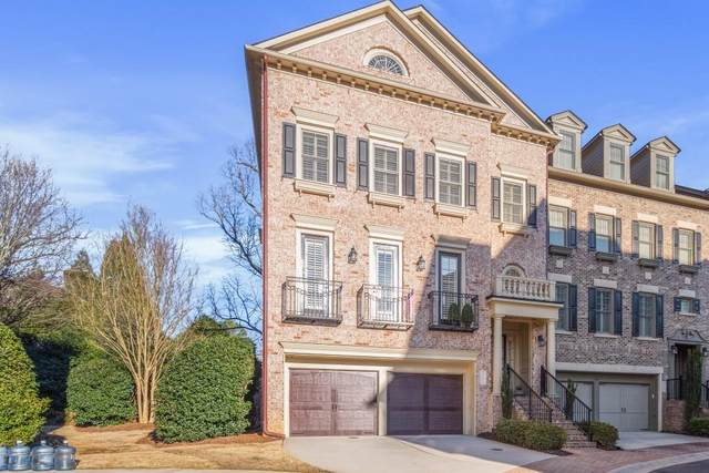 2291 Falmouth Court #23, Smyrna, GA 30080 (MLS #6849820) :: RE/MAX Prestige