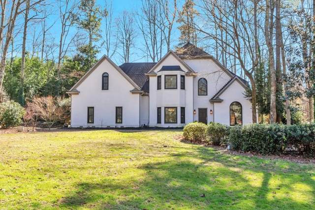 995 Bruton Court SW, Marietta, GA 30064 (MLS #6849822) :: Dillard and Company Realty Group