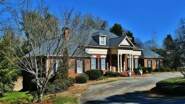 1650 Valley Road NE, Gainesville, GA 30501 (MLS #6849849) :: The Realty Queen & Team