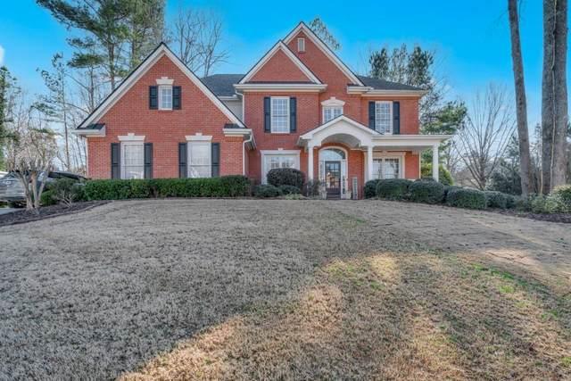 105 Ashburn Circle, Alpharetta, GA 30022 (MLS #6849861) :: Scott Fine Homes at Keller Williams First Atlanta