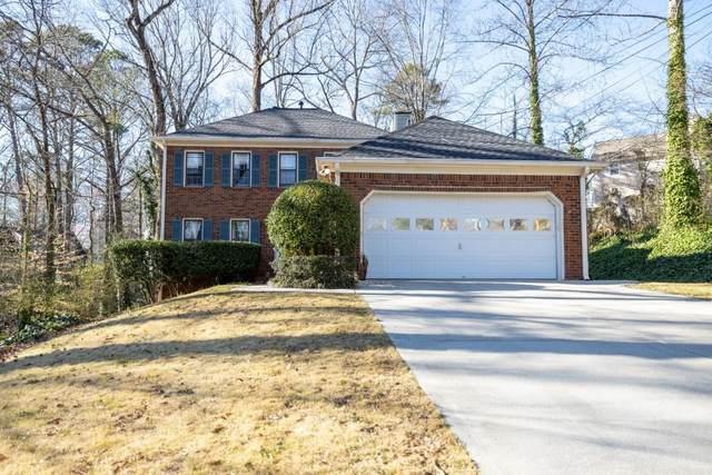 2430 Stockton Drive, Marietta, GA 30066 (MLS #6849877) :: Kennesaw Life Real Estate