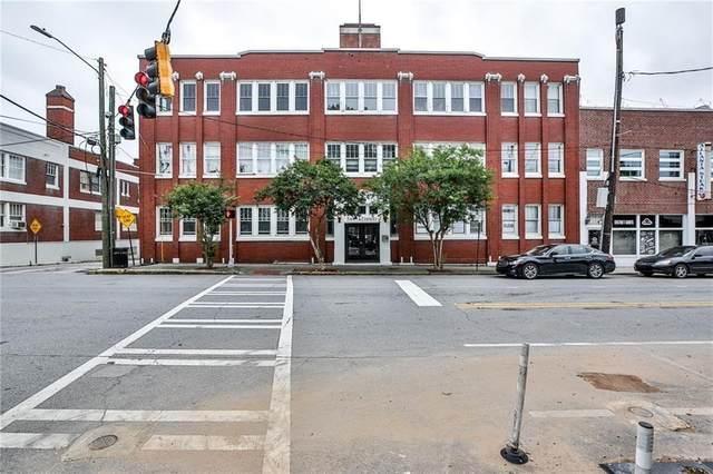 244 Peters Street SW #1, Atlanta, GA 30313 (MLS #6849889) :: Charlie Ballard Real Estate