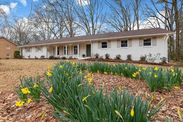 374 Lynne Circle, Alpharetta, GA 30009 (MLS #6849898) :: 515 Life Real Estate Company