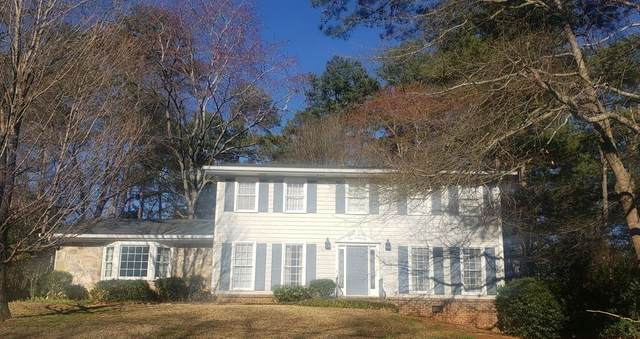 160 Jade Cove Road, Roswell, GA 30075 (MLS #6849928) :: The Realty Queen & Team