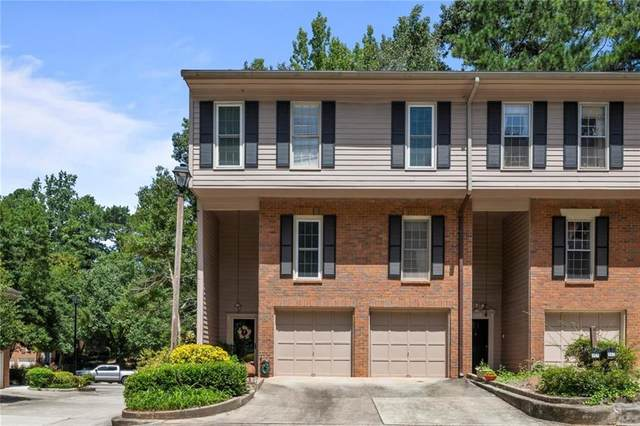 501 Brandywine Circle, Sandy Springs, GA 30350 (MLS #6849930) :: The Cowan Connection Team