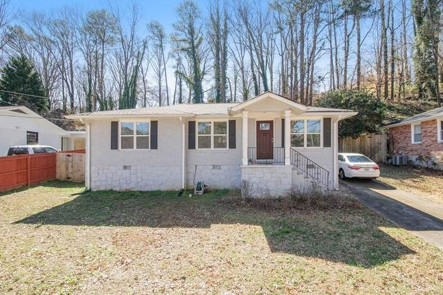 892 Scott Circle, Decatur, GA 30033 (MLS #6849932) :: Keller Williams Realty Cityside