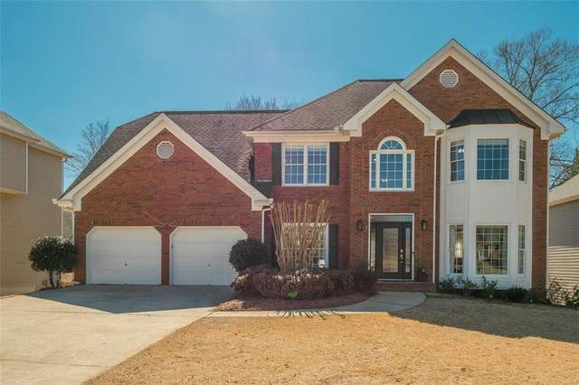 674 Alexander Farms Lane SW, Marietta, GA 30064 (MLS #6849950) :: Dillard and Company Realty Group