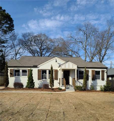 1594 Newton Avenue SE, Atlanta, GA 30316 (MLS #6849962) :: Kennesaw Life Real Estate