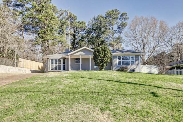 2266 Mcafee Road, Decatur, GA 30157 (MLS #6849968) :: The Hinsons - Mike Hinson & Harriet Hinson