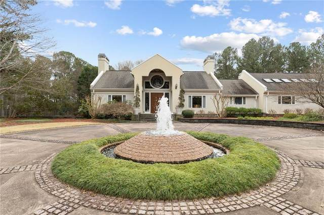 2900 West Road, Riverdale, GA 30296 (MLS #6849976) :: Dillard and Company Realty Group