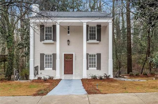 1037 Glenwood Avenue SE, Atlanta, GA 30316 (MLS #6849982) :: Path & Post Real Estate