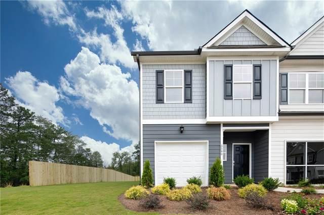 2812 Halligan Point #82, Riverdale, GA 30296 (MLS #6849990) :: Dillard and Company Realty Group