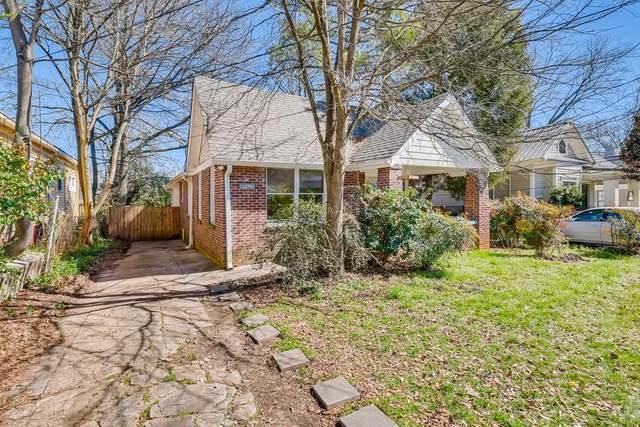 1376 Athens Avenue SW, Atlanta, GA 30310 (MLS #6849991) :: Dillard and Company Realty Group