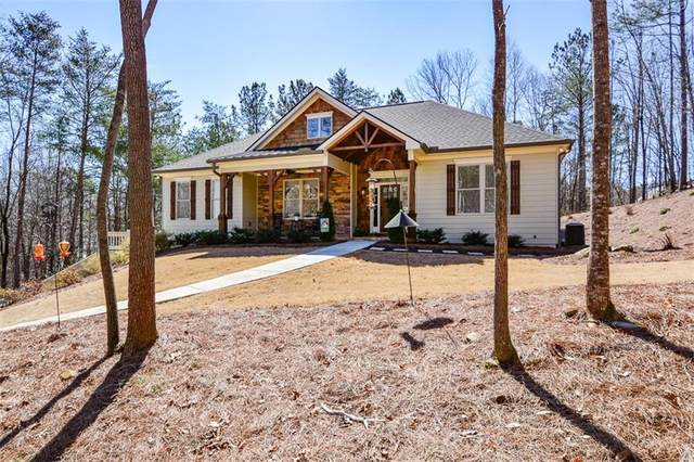 107 Carney Drive, Ball Ground, GA 30107 (MLS #6849994) :: AlpharettaZen Expert Home Advisors