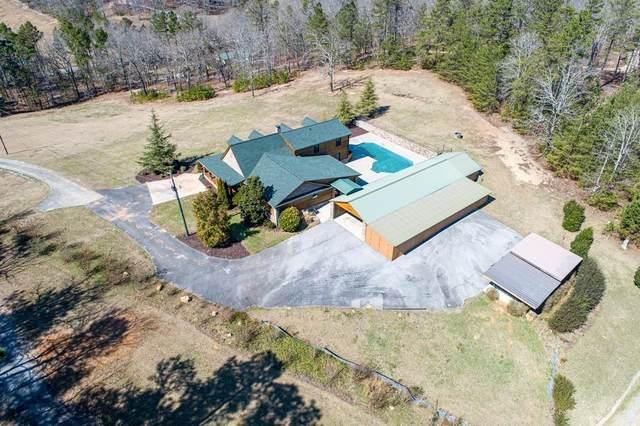 309 Wooten Road, Cedartown, GA 30125 (MLS #6850008) :: Rock River Realty