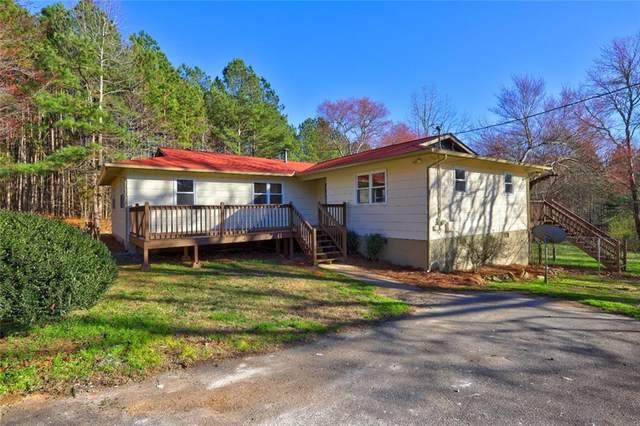 753 Lake Connie Road, Carrollton, GA 30116 (MLS #6850035) :: Path & Post Real Estate