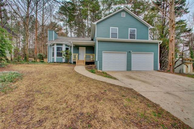 4030 Evelyn Drive, Powder Springs, GA 30127 (MLS #6850046) :: Path & Post Real Estate