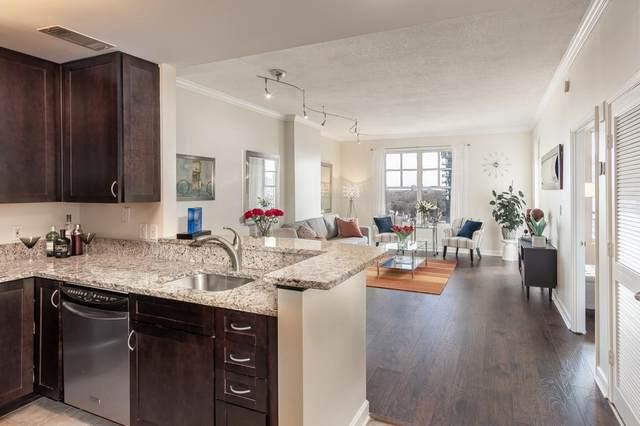 1101 Juniper Street NE #1107, Atlanta, GA 30309 (MLS #6850055) :: Kennesaw Life Real Estate