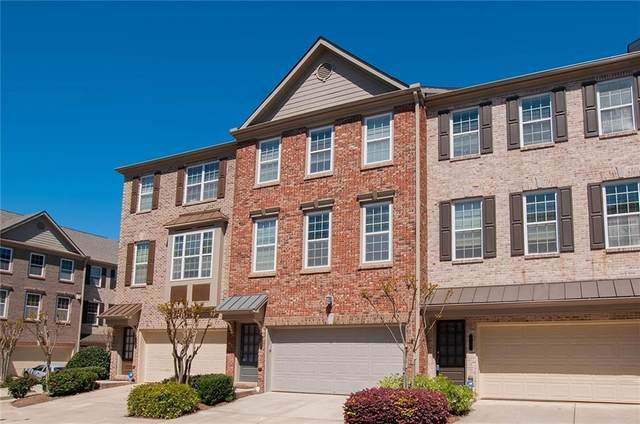 5751 Pine Oak Drive #79, Peachtree Corners, GA 30092 (MLS #6850067) :: North Atlanta Home Team