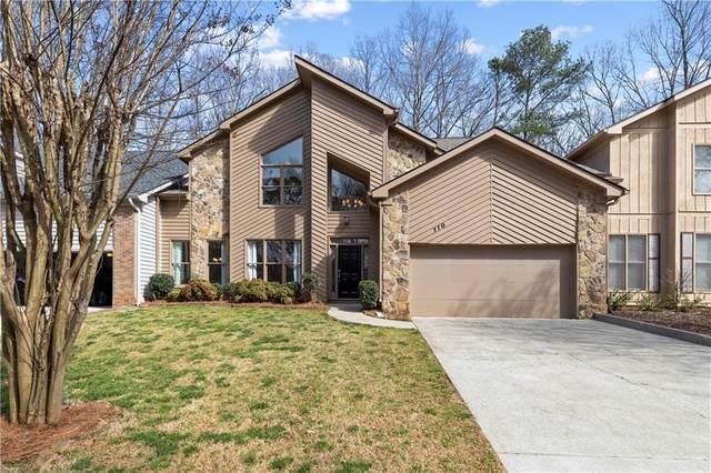 110 Lakeview Ridge E, Roswell, GA 30076 (MLS #6850073) :: RE/MAX Paramount Properties