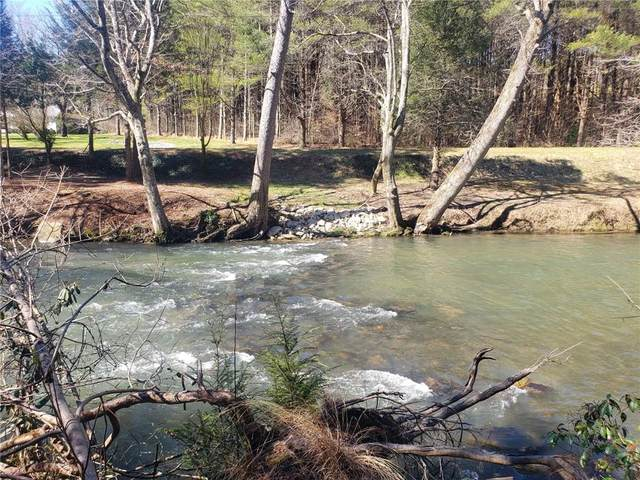 0 River Escape Drive, Ellijay, GA 30540 (MLS #6850076) :: Rock River Realty