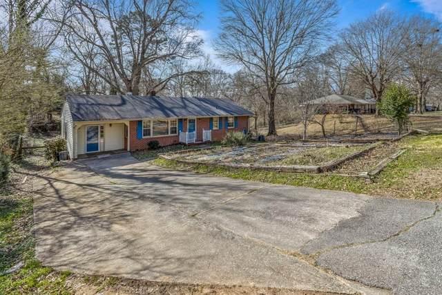1381 Longview Drive, Gainesville, GA 30501 (MLS #6850080) :: Rock River Realty