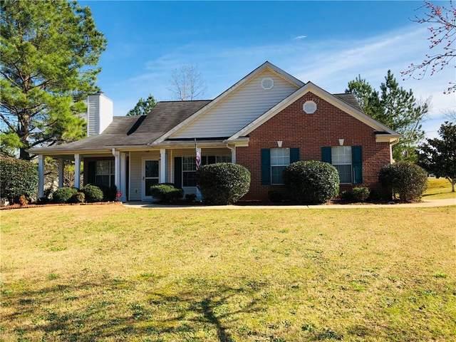 15 Autumn Court, Covington, GA 30016 (MLS #6850121) :: Tonda Booker Real Estate Sales