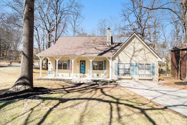 4739 Forest Valley Place NE, Marietta, GA 30066 (MLS #6850130) :: Kennesaw Life Real Estate