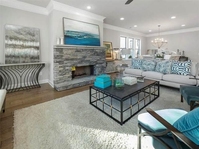 184 Foxtail, Woodstock, GA 30188 (MLS #6850131) :: Path & Post Real Estate