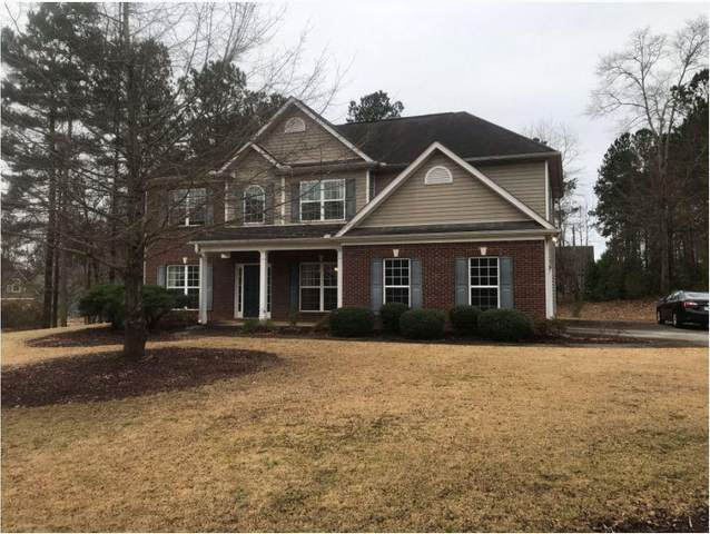 507 Christian Circle, Senoia, GA 30276 (MLS #6850142) :: North Atlanta Home Team