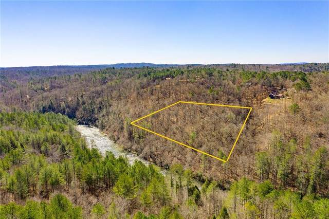 0 Scenic Way, Ellijay, GA 30540 (MLS #6850156) :: North Atlanta Home Team