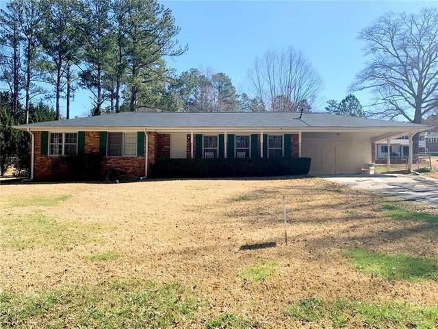 1084 Wesley Park Drive SW, Marietta, GA 30064 (MLS #6850192) :: North Atlanta Home Team