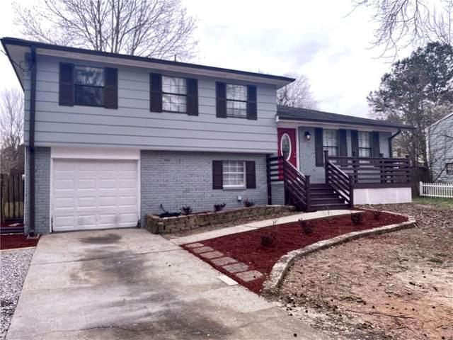 856 Excalibur Drive, Riverdale, GA 30296 (MLS #6850222) :: North Atlanta Home Team