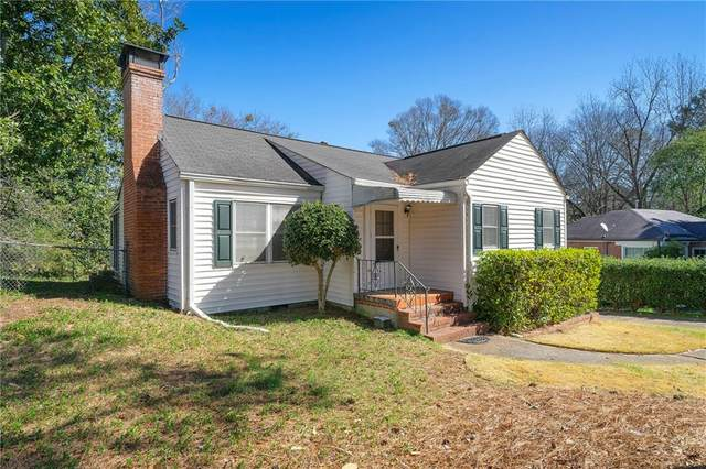 527 Bridlewood Circle, Decatur, GA 30030 (MLS #6850226) :: The Realty Queen & Team