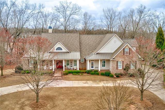 5517 Mainsail Way, Gainesville, GA 30504 (MLS #6850228) :: The Butler/Swayne Team