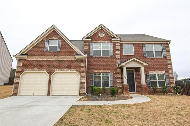 204 Loganview Drive, Loganville, GA 30052 (MLS #6850246) :: Todd Lemoine Team