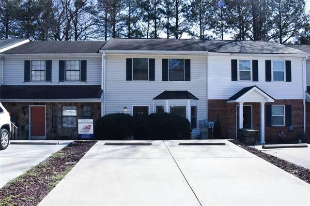 1448 Springleaf Circle SE, Smyrna, GA 30080 (MLS #6850303) :: North Atlanta Home Team