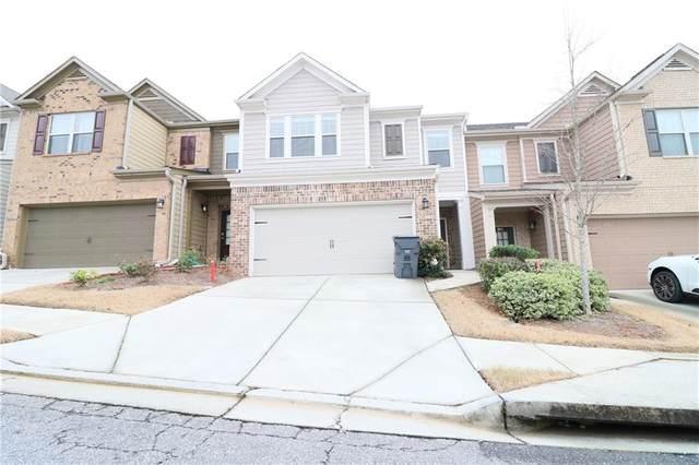 1023 Haley Woods Lane, Lawrenceville, GA 30043 (MLS #6850322) :: The Gurley Team
